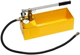 Pompa idraulica manuale raccordi tubi innocenti for Manuale per la pulizia della cabina dell aeromobile